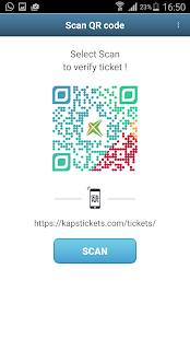 KAPS TICKETS MERCHANT- screenshot thumbnail