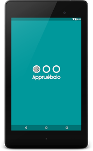 Appruébalo- screenshot thumbnail
