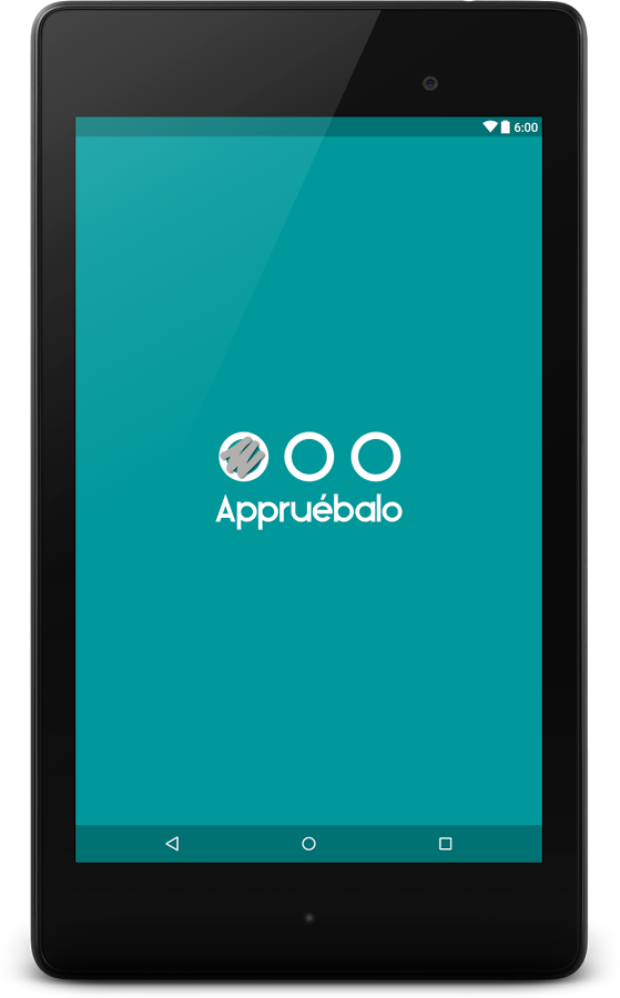 Appruébalo- screenshot