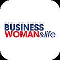 Businesswoman & life Magazine icon