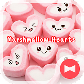 Marshmallow Hearts +HOME Theme