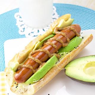 Avocado Hot Dog Recipe