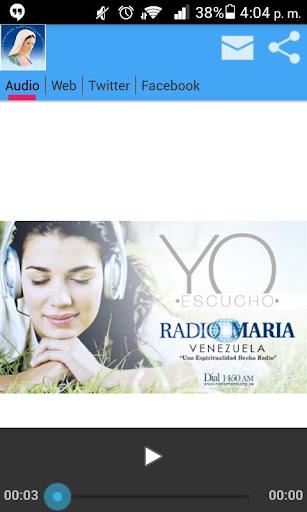 Radio María Venezuela