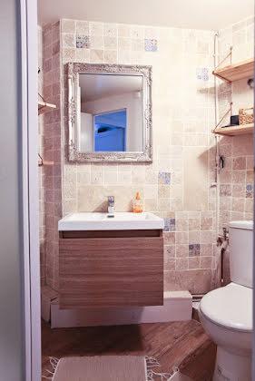 Vente appartement 2 pièces 32,58 m2