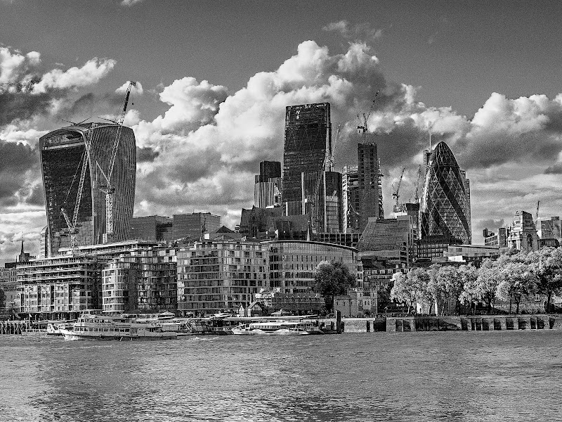 skyline london di Fabio6018