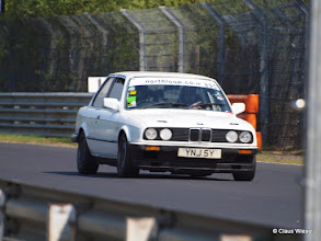 """Photo: """"alter M3"""" at High Speed!"""