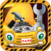 Taxi Car Repair Shop