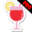 Drinks & Cocktails Recipes - PRO icon