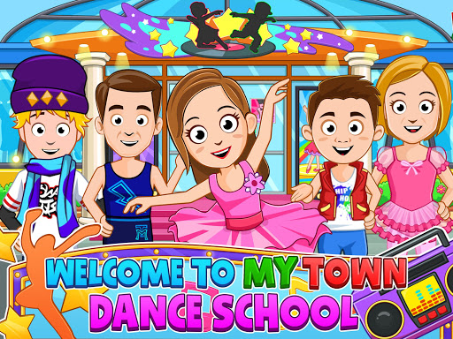 My Town : Dance School. Girls Pretend Dress Up Fun 1.19 screenshots 6