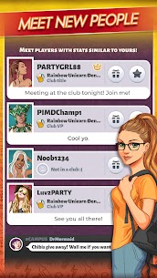 Party in my Dorm: College Life Roleplay Chat Game 3