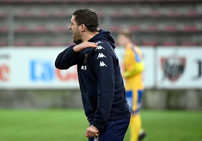 """Sporting Charleroi beleeft moeilijke tijden: """"Moeten teamgeest bewaren"""""""