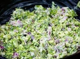 Covered Bridge Broccoli Salad Recipe