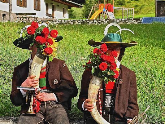 Banda mascherata. di sangiopanza
