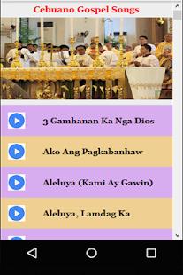 Cebuano Gospel Songs - náhled