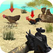 Sniper Shooter : Chicken Shooting Game