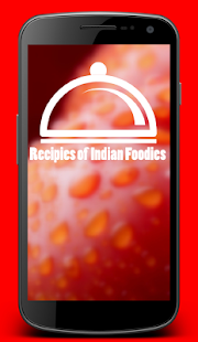 Recipes Of Indian Foodies - náhled