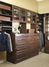 Photo: Custom Closet