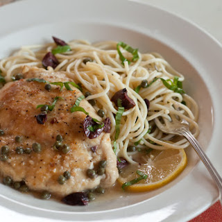 Chicken Scaloppine.