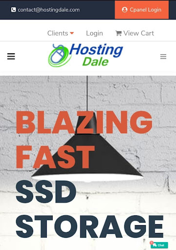 Hosting Dale | Best Web Hosting Services 1.2 screenshots 1