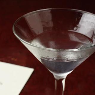 Robert Hess' Classic Martini