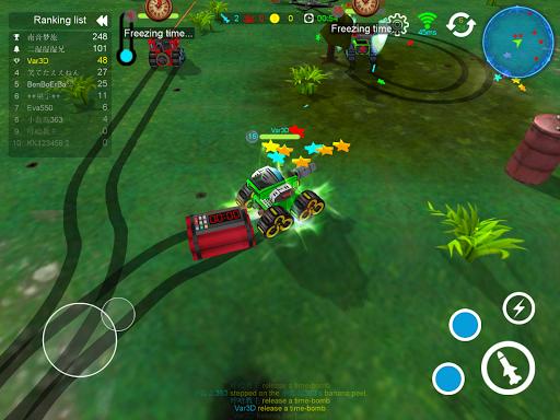 Battlefield Tank 3D android2mod screenshots 14