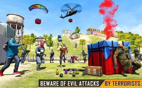 Secret Agent FPS Shooting – Counter Terrorist Game 2