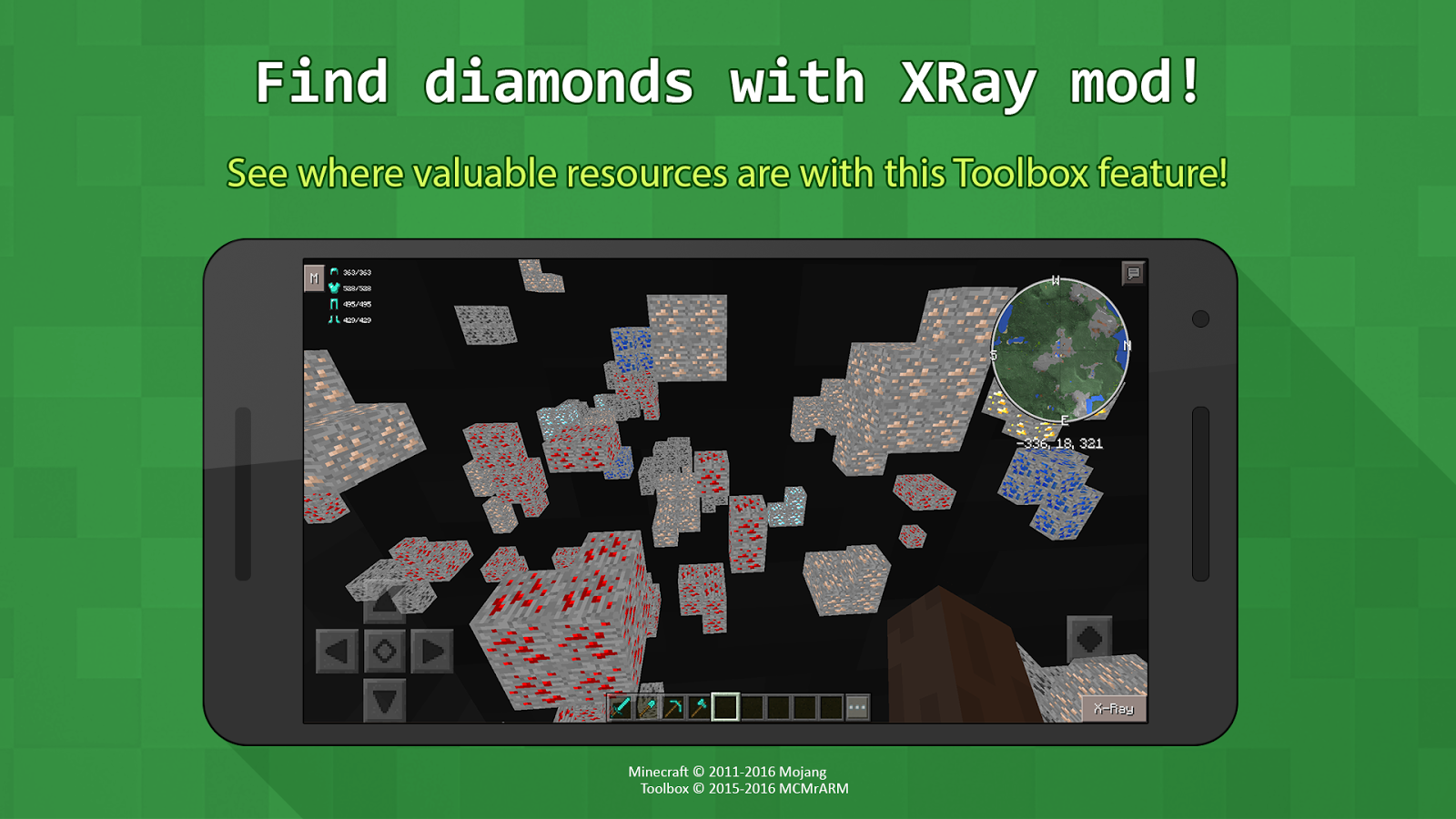Toolbox for Minecraft: PE- screenshot