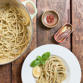 Garlic Anchovies Pesto Recipes