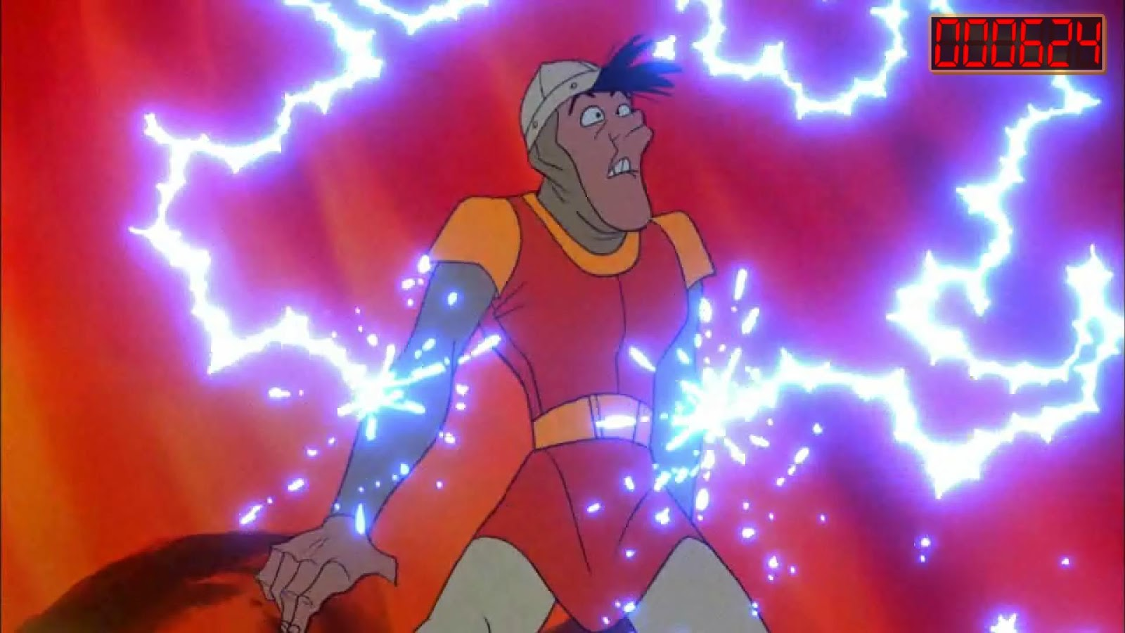 Dragon's Lair – Capture d'écran