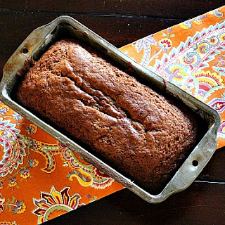 Pumpkin Bread made with Pumpkin Ale, #Bloggers Clue