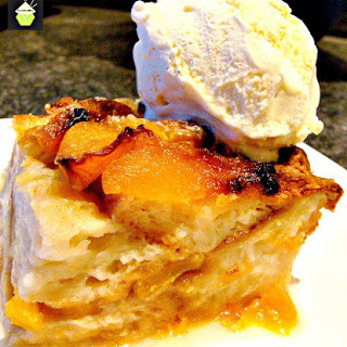 Coconut and Peach Paradise French Toast