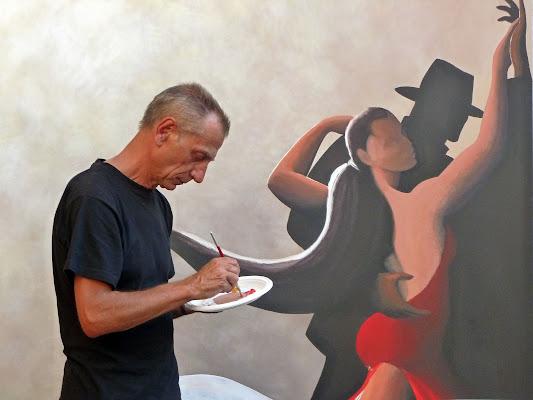 RITRATTO D'ARTISTA di dotlinob