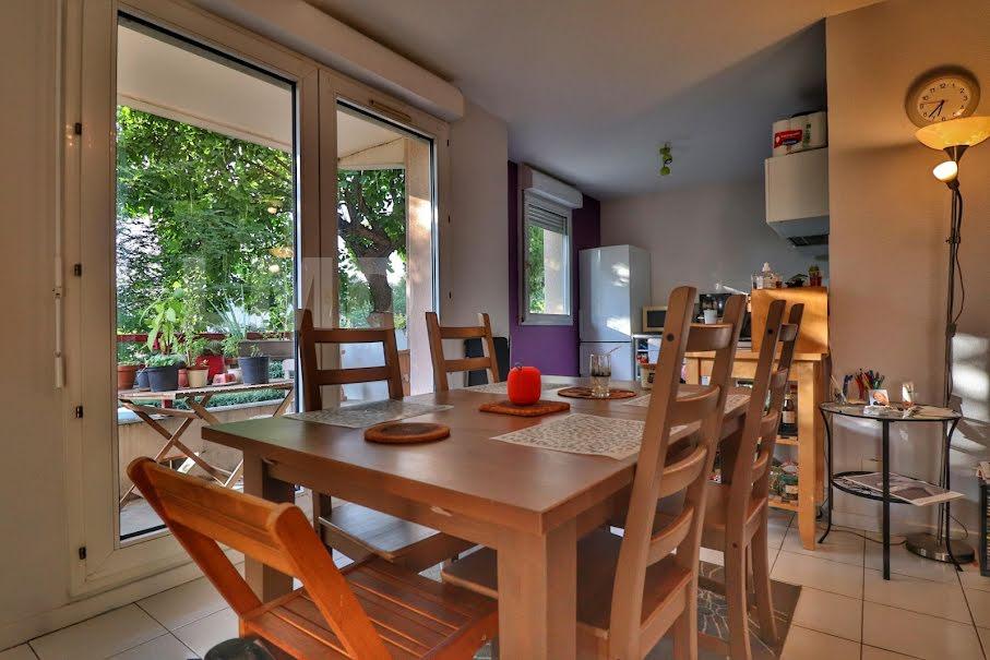 Vente appartement 2 pièces 47 m² à Toulouse (31400), 145 000 €