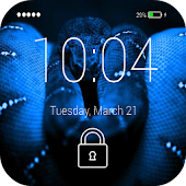 Snake Lock Screen