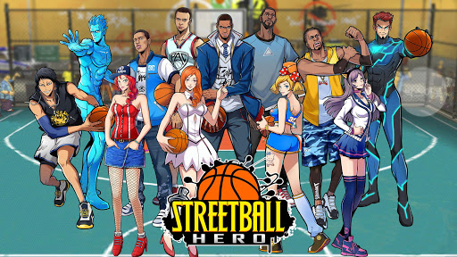 Streetball Hero - 2017 Finals MVP  screenshots 19