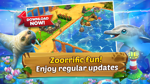 Zoo 2: Animal Park apkpoly screenshots 2