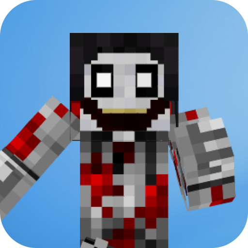 Creepypasta Skins For Minecraft PE App Apk Free Download For - Skins para minecraft pc