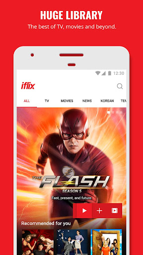 iflix 3.17.1-15306 screenshots 1