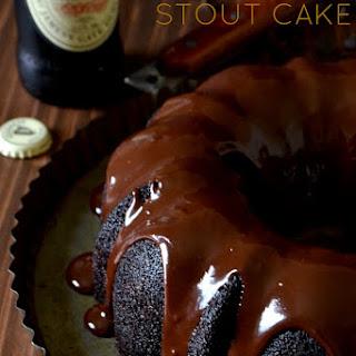 Chocolate Guinness Stout Cake with Chocolate Ganache Recipe