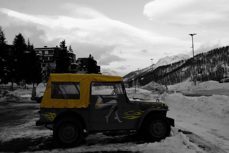 Fuoco, neve e dinamite di MargheritaProvera