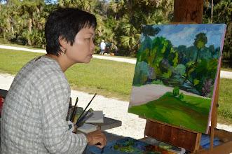 Photo: Mei-Hui at Riverbend Park