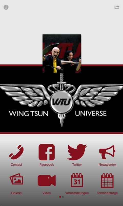 Wing Tsun Universe (WTU) Nord- screenshot