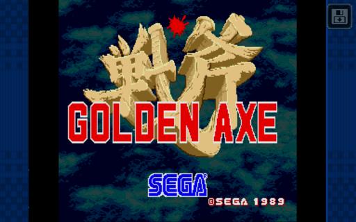Golden Axe Classic