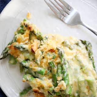 Easy Asparagus Casserole.