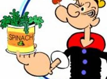 Easy Creamy Spinach Casserole