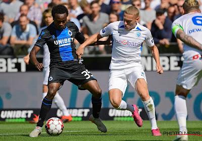 """Frustration maximale chez les Blauw en Zwart : """"On n'a pas été bons !"""""""