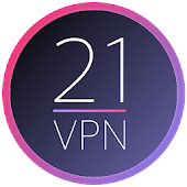 21VPN - Unlimited & Free VPN