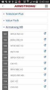 Armstrong screenshot