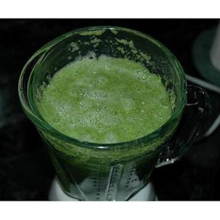 Green Habanero Hot Sauce.