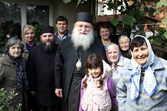 Photo: Панагюрище, снимка с енориашите, 3 октомври 2014 г.